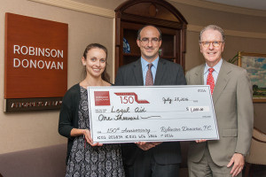Community Legal Aid Check Presentation